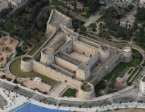 the castle of Manfredonia