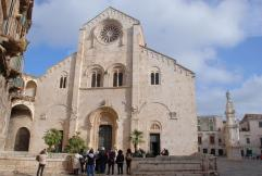 Bitonto's cathedral