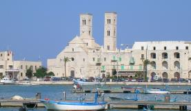 the port of Molfetta