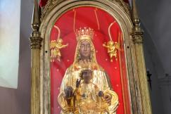 Black Madonna in Viggiano