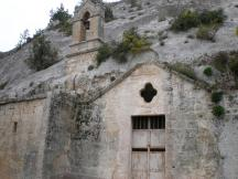 Rock churches in Matera