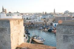 the port of Monopoli